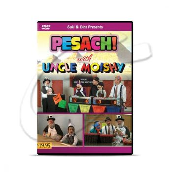 Uncle Moishy - Pesach DVD